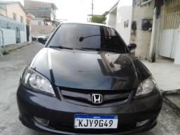 Honda Civic automático ano 2005