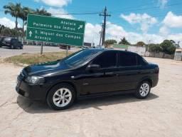 Astra Sedan 2007 cor preta