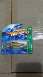 Miniatura Carrinho Hot Wheels Pontiac Firebird Hot Bird
