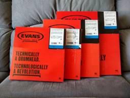 Kit de peles Evans Hydraulic Glass