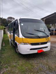 Micro onibus rodoviário vw com bomba 2004 Ótimo para MotorHome