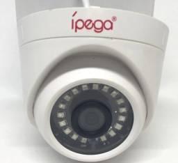 Câmera Dome Ahd 2mp 1080p 3.6mm Ipega Kp-ca138