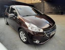 Peugeot 208 1.5 Allure 2014 / Troco e Financio