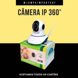 Câmera ip 360 // produto novo com garantia
