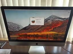 iMac Intel core i5 2,8 GHz, 27 polegadas, 16gb de memória, SSD 500Gb