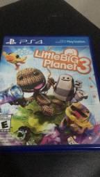 Little big planet 3 - PS4 (inglês)