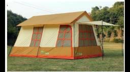 Barraca de Camping 3 Quartos. Acampamento. Macaé/RJ