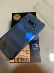Galaxy S10e 128GB/6 Aparelho novíssimo com nota e Garantia