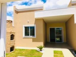 WS casa nova com 2 quartos 2 banheiros com otimo acabamento em rua privativa