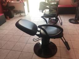 Cadeira de salão de beleza