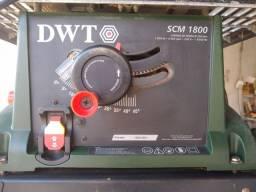 Serra circular de bancada DWT