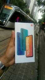 Xiaomi Redmi 9A 32gb Novo LACRADO