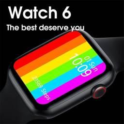 Smartwatch W26 Bluetooth Prova D 'Gua Ip68 De 1,75 Polegada Com Monitor De Pren