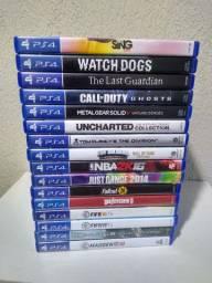 jogos de PS4 originais ótimo