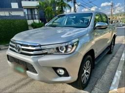 Toyota Hilux Srx 2.8 Cd Turbo Diesel Aut 2018