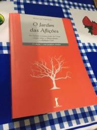 Livro O jardim das aflições