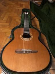 Violão Luthier Lineu Bravo 2003! Somente venda!