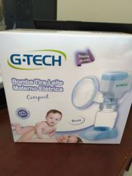 Bomba tira leite materno elétrica G-TECH