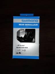 Câmbio Traseiro Shimano Alivio 9V M3100