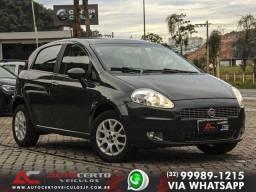 Fiat Punto ELX 1.4 Fire Flex 8V 5p 2009/2010