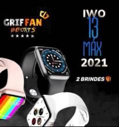 Linha IWO Smartwatch Completa