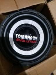 """Vendo ou troco tomahawk 12"""" 2500rms"""