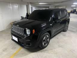 Jeep Renegade 2016 automática com gnv muito nova