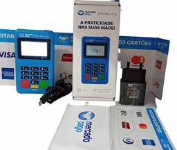 R$ 85,00 Maquininha De Cartão Do Mercado Pago Wi-fi & Chip Não Precisa De Celular!!
