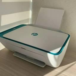 Título do anúncio: Impressora hp deskjet advantage 2676 sem cartuchos. Semi nova.