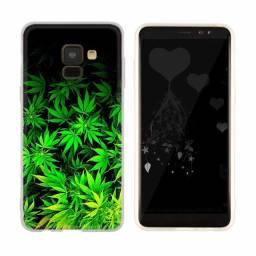 Capinhas Galaxy A10 Galaxy A70 Galaxy A71 Galaxy A51 hemp Swag Reggae Beck Baseado