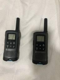 Rádio comunicador aprova d?água Motorola