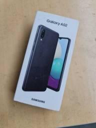 Smartphone Samsung Galaxy A02 2GB Ram 32GB - Preto