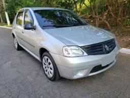 Título do anúncio: Renault Logan Expression 1.6 flex completo 2009