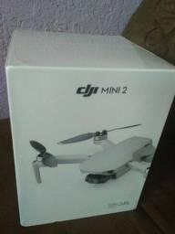 Drone DJI MINI 2 4k novo/lacrado