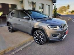 Título do anúncio: COMPASS 2019/2020 2.0 16V FLEX LIMITED AUTOMÁTICO