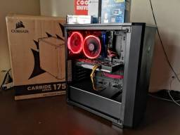 PC Gamer CPU - i5 4460 - 16GB Ram - SSD + HD - GTX 760 - Gabinete Corsair