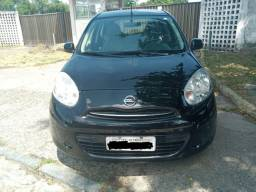 Título do anúncio: Nissan March S 1.6 2012
