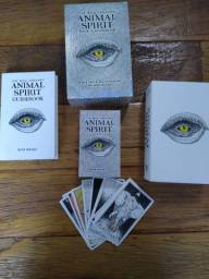 The Wild Unknown Animal Spirit Deck & Guide Book