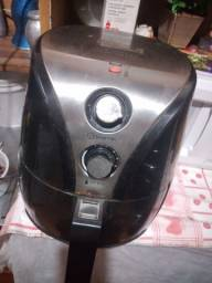 Fritadeira funcionando perfeitamente