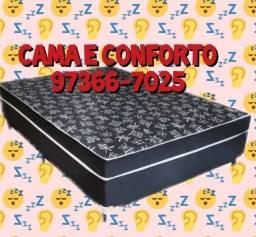 Cama Box, Entrega Grátis, opções a partir de $249,90!!