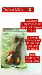 Cabo Rca - Rca TV e dvd