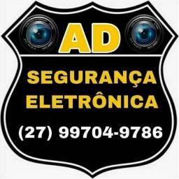 Título do anúncio: INSTALAÇÃO  E MANUTENÇÃO DE CÂMERA  DE MONITORAMENTO , ALARME , VÍDEO PORTEIRO, ETC...
