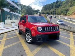 Jeep Renegade 2016 - Longitude AT 1.8 16V