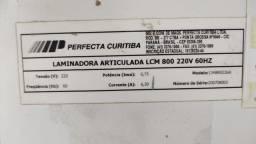 Título do anúncio: Laminadora LCM 800 Perfecta