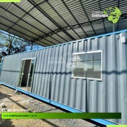 Casa Container - Saia do aluguel ou tenha uma renda de aluguéis
