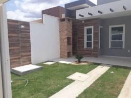 Gê, Casa Moderna, 3 dormitórios, 2 banheiros, 02 vagas com terreno 150,00 m²