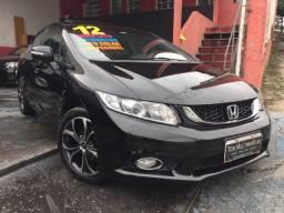 Civic EXS Automático + Teto 2012 72.000 km