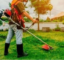 Roçado e jardinagem