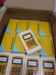 Vendo máquina do PagSeguro com chip vendo máquina mercado pago com chip também