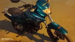 Vendo moto Falcon nx 400 2000
